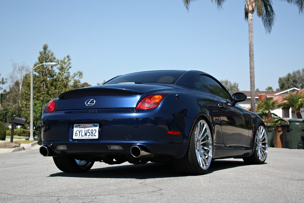 ... inch Wheels VIP with New Tires~ - ClubLexus - Lexus Forum Discussion
