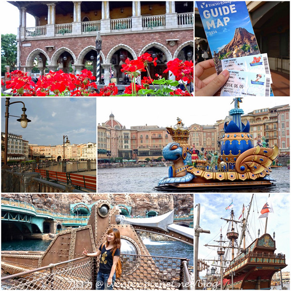 04日本東京迪士尼海洋遊行