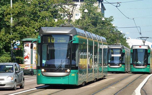 Общественный транспорт Хельсинки