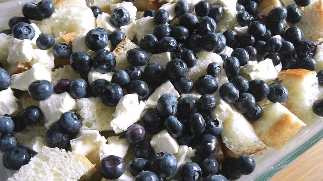 Overnight Blueberry French Toast 8