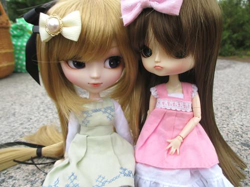 Shinku & Himeko