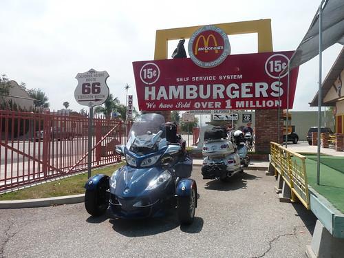 Estados Unidos | California | San Bernardino | McDonald's | Local histórico
