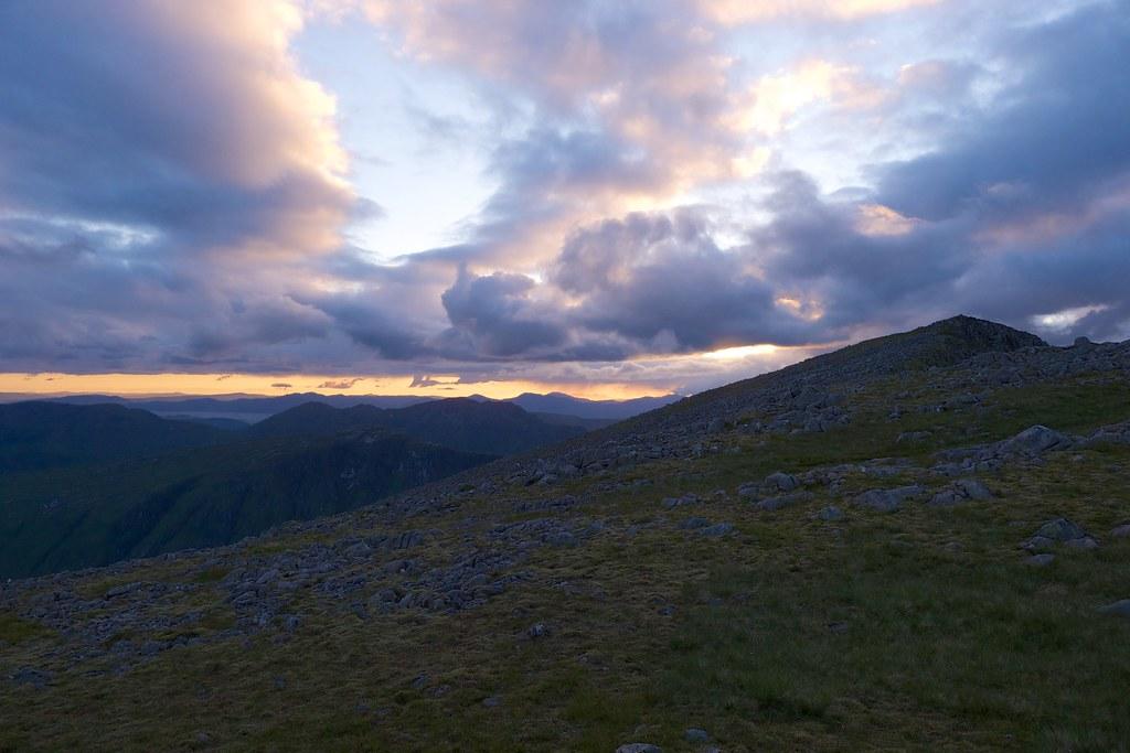 Ben Starav Sunset
