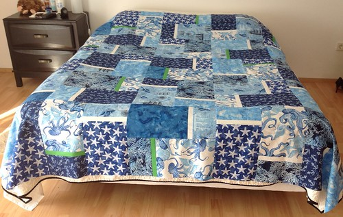 Quilt for D - wip