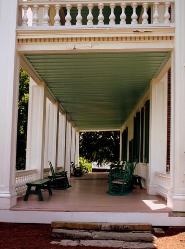 Carnton Porch