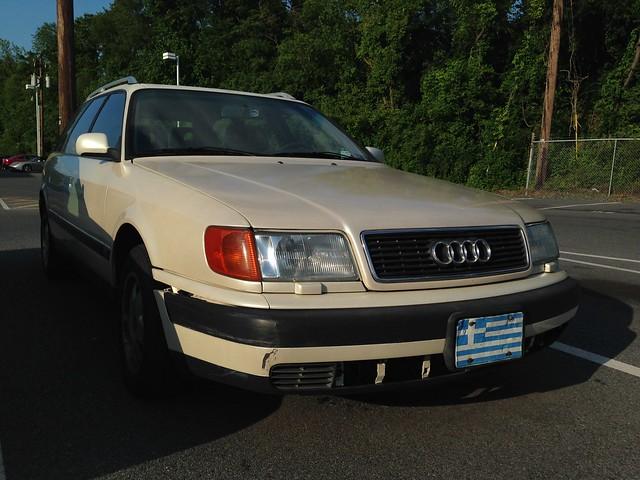 Audi 100 CS Wagon