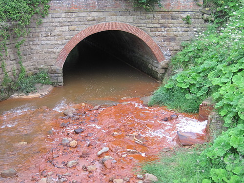 Skinningrove Mine Water Treatment