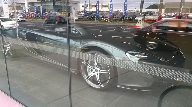McLaren 650S Auckland