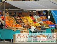 fruits and vegetables for sale in the fruit and ve…