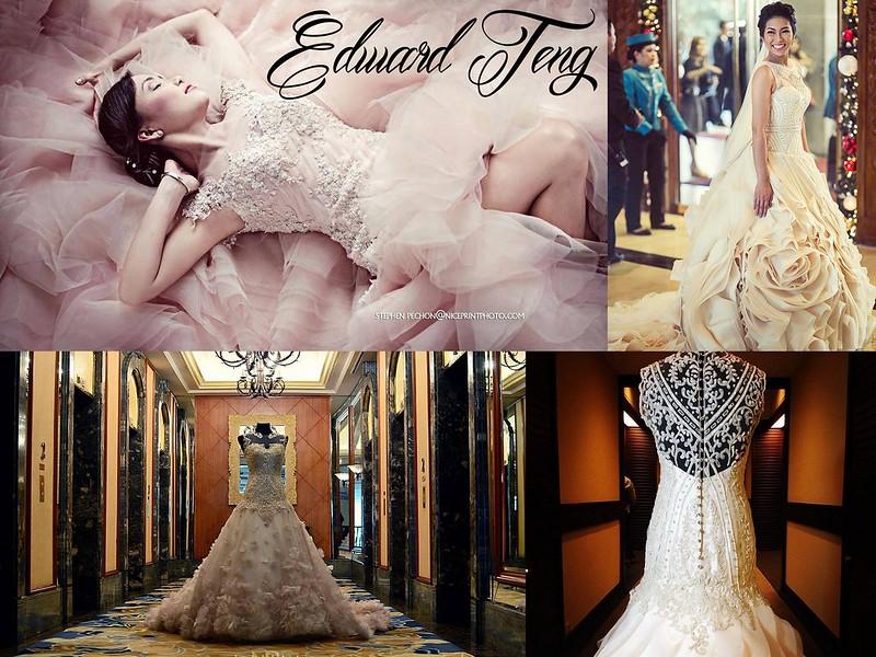 Edward Teng Wedding Dresses