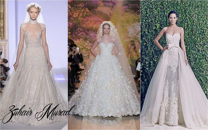 Hot international wedding dress designers bridal styles for Lebanese wedding dress designers