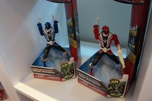 Power Rangers Media Suite