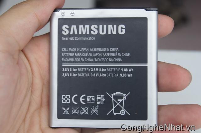 Pin Galaxy S4 -Pin Galaxy J - Pin cho Galaxy J