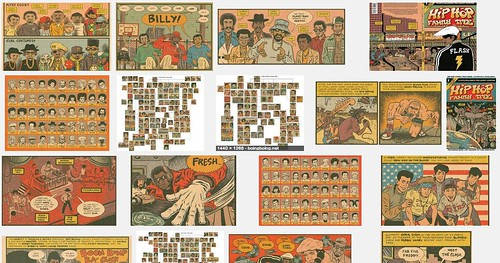 Ed PIskor Hip Hop Family Tree Images
