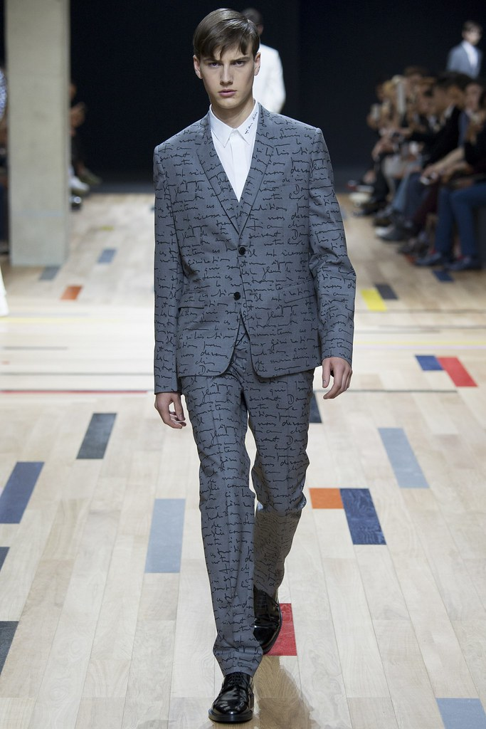 SS15 Paris Dior Homme034_Ted LeSueur(VOGUE)