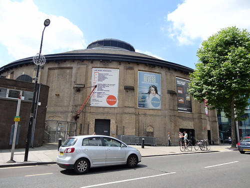 022 - Roundhouse