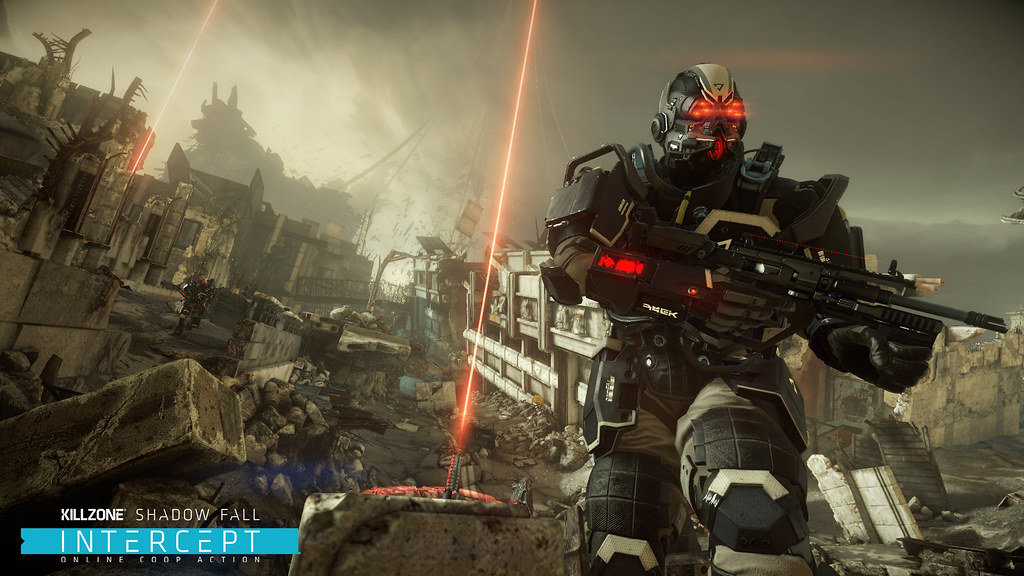 Killzone Shadow Fall Intercept Standalone Hits Ps Store