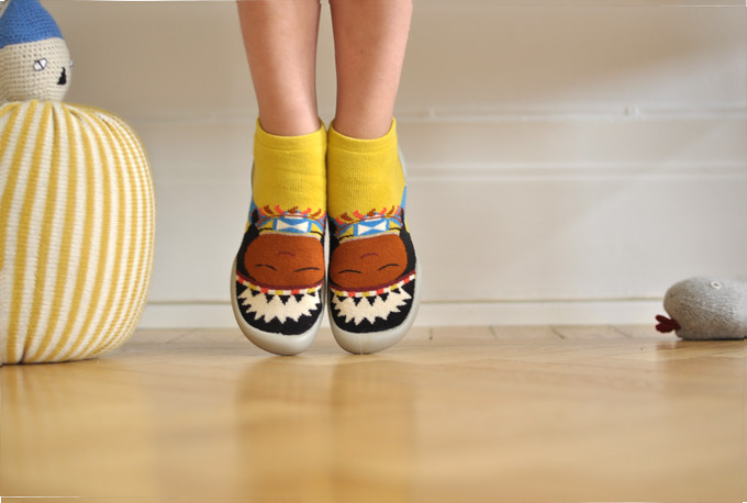 Paul&Paula blog: collegien slippers