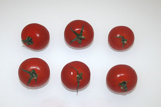 06 - Zutat Cherry-Tomaten / Ingredient cherry tomatoes