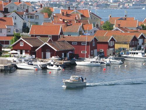 sea boat båt havet bohuslän västkusten fiskebäckskil 2013 utsiktsplats östersidan bohuslän2013 biketommy biketommy999