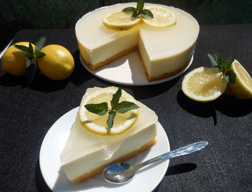 Tarta Gin Tonic Paso A Paso Thermomix Thermo Fussion Cook