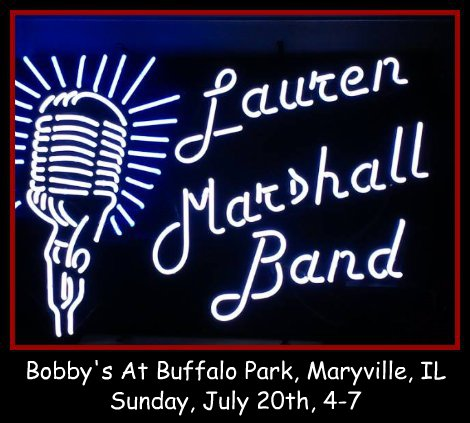 Lauren Marshall Band 7-20-14