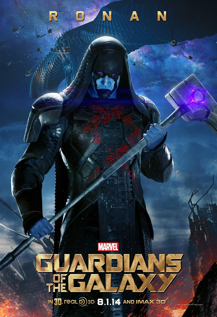 Ronan the acuser - Guardians of the Galaxy