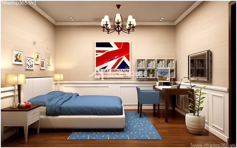 Nội thất căn hộ chung cư Royal City_3