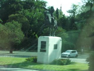 Image de Monumento a Simón Bolivar. trees tree statue bronze coach sevilla spain seville espana andalusia equestrianstatue parquedemaríaluisa no8do marialuisapark southofspain paseodelasdelicias monumentoasimónbolivar glorietadebuenosaires