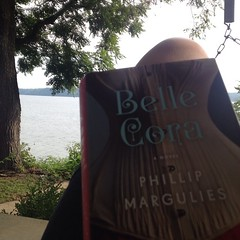 Book 3 of vacation: Belle Cora, by Phillip Marguiles. 19th c San Fran madam-- excellent.