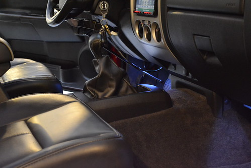 How to: H3 Floor Shifter Conversion using the Colorado