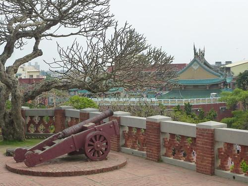Taiwan-Tainan-Amping-Fort (10)