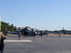 Hueys and Cobras -Marine Week at Boeing Field