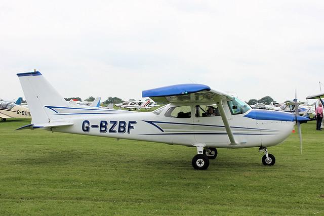 G-BZBF