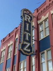 Ritz Theatre - downtown Brunswick, GA