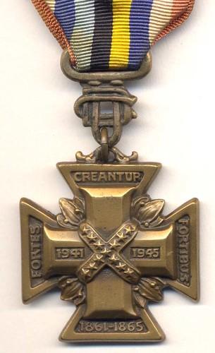 Mystery medal#3