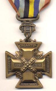USA UDC WW II Cross GBs obv cropped