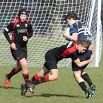 U15 v's Livingston (home) Mar 2017