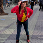 Jay Garrick Flash Cosplay