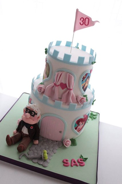 Cake by Victoria's Cakes