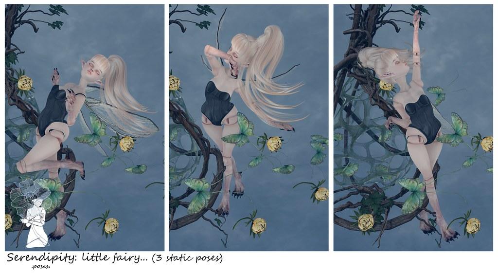 Serendipity: little fairy... @ HASHTAG - SecondLifeHub.com