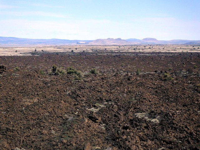 Lava Beds Devil's Homestead