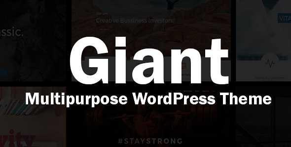 GiantWP WordPress Theme free download