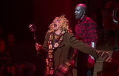 Sun, 2017-03-19 20:25 - Christine Mayland Perkins as Scarecrow, Jeremy Sonkin as Tin Woodsman