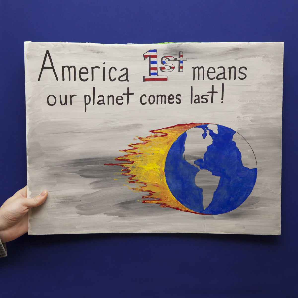 45 Protest Signs_Brandon and Olivia Locher_40_America First