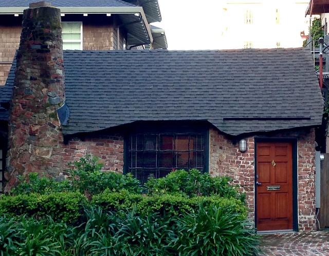 Storybook Cottage. East Bay. CA.