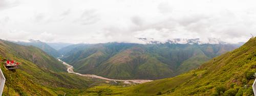 chicamocha colombia parquechicamocha santander panorama