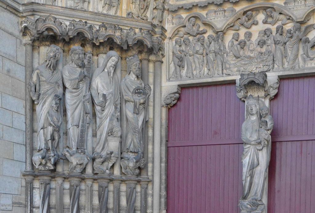 Laon (Aisne), la cathédrale