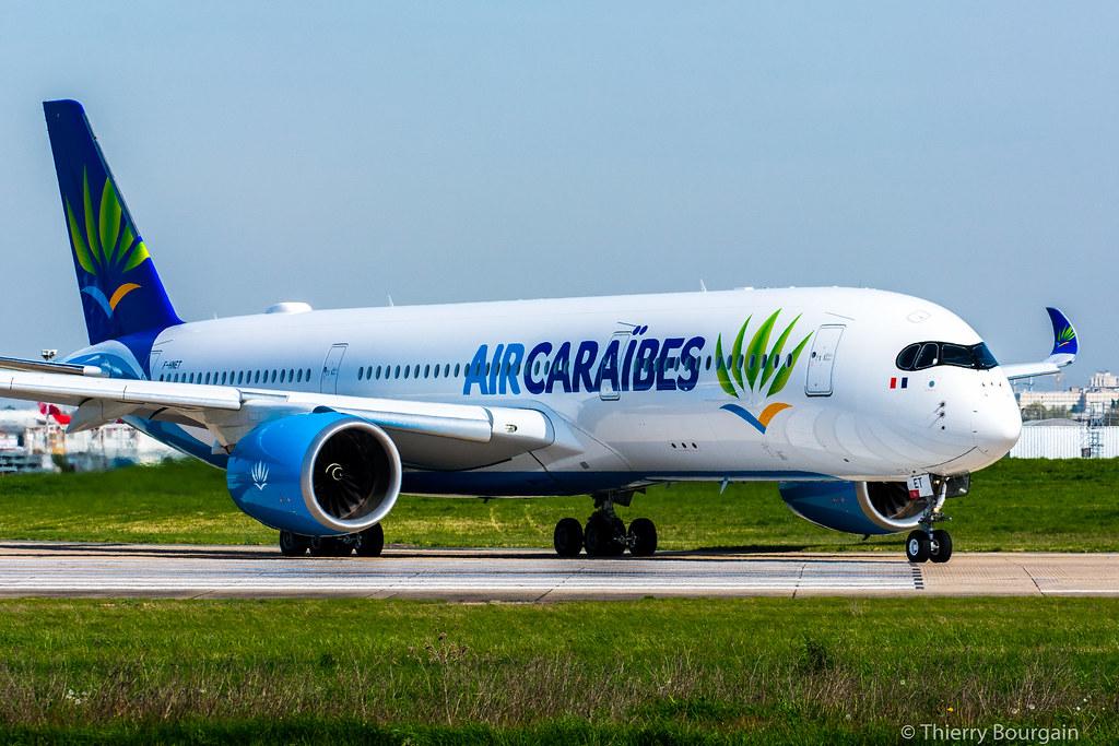 F-HNET - A359 - Air Caraibes