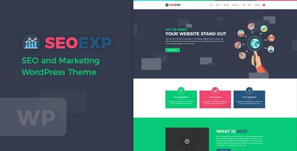 Seoexp WordPress Theme free download